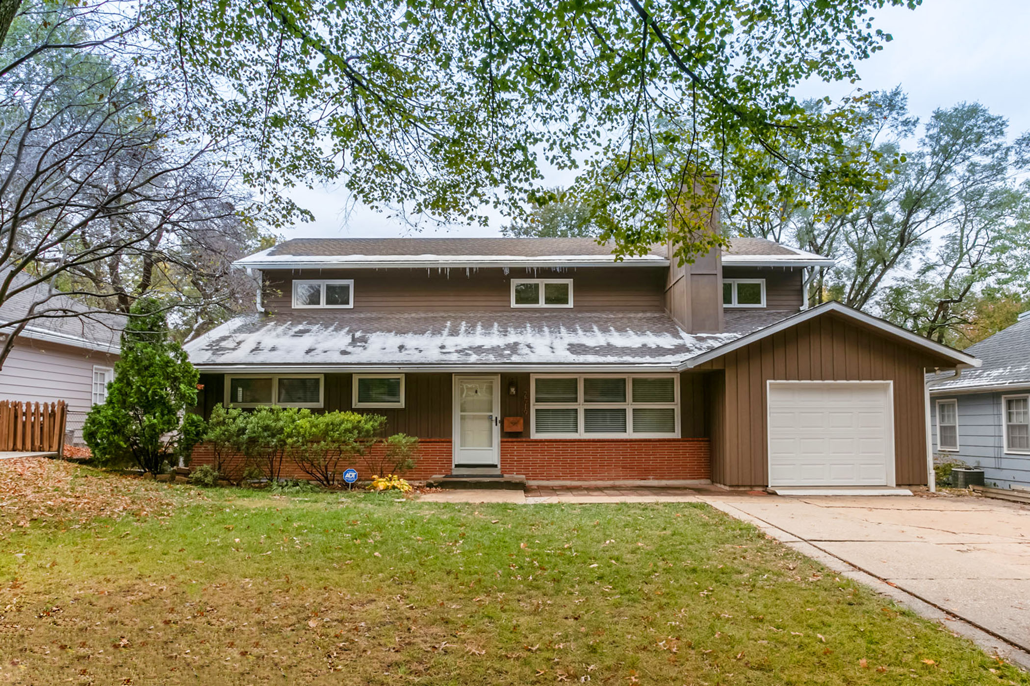 JUST LISTED in Westwood with Open House!