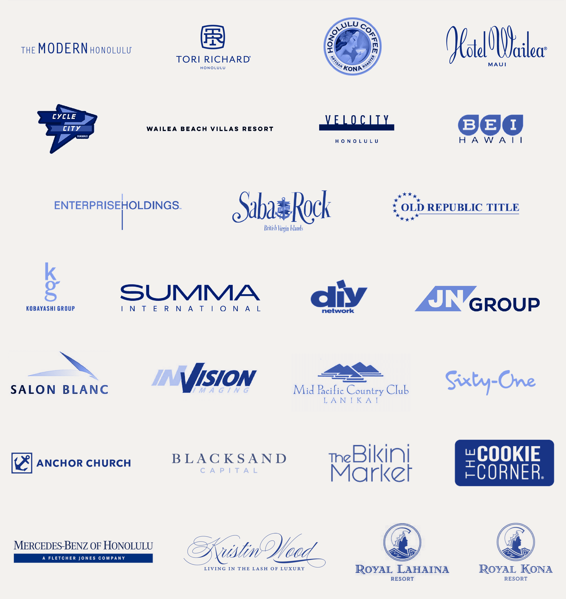 Commercial Client Logos