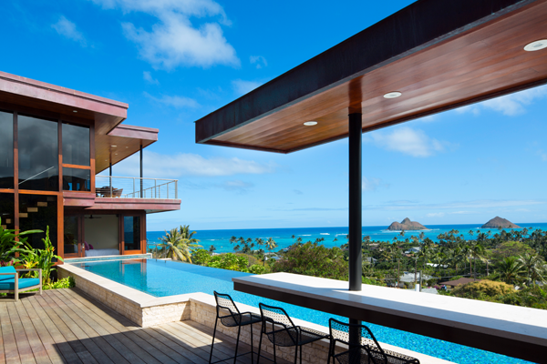 Indigo Republic Hawaii Residential Design Image
