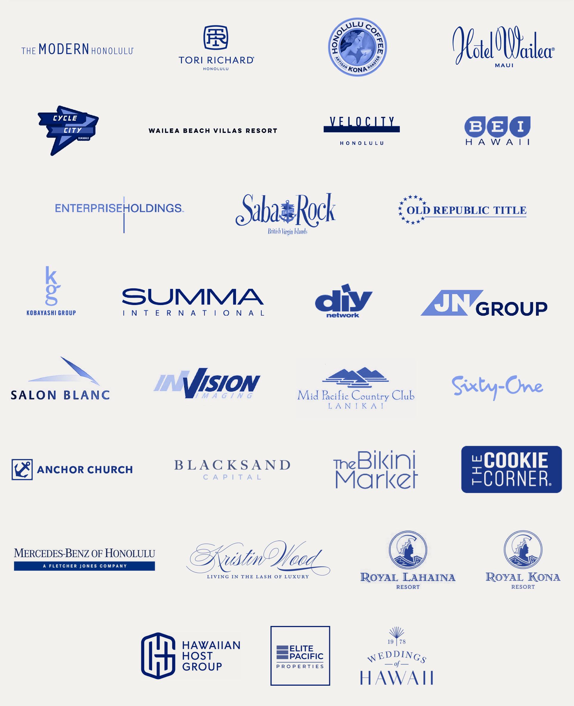 Commercial Client Logos