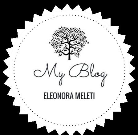 ελεονώρα μελέτη official blog