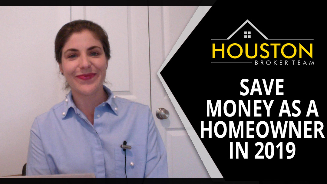 2 Ways You Can Save Money as a Homeowner in 2019