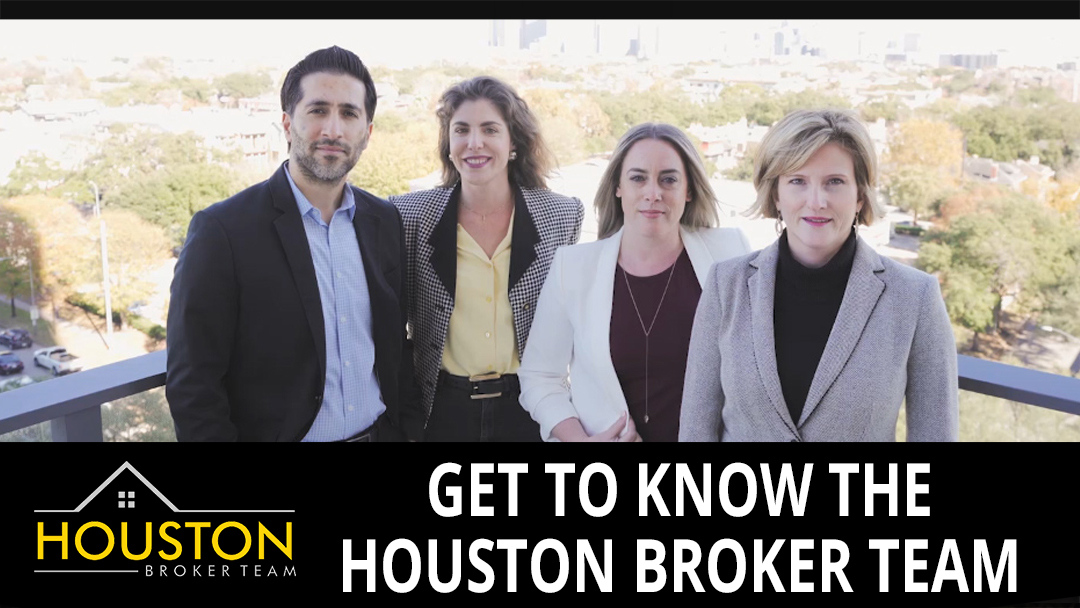 The Houston Broker Team: Who We Are