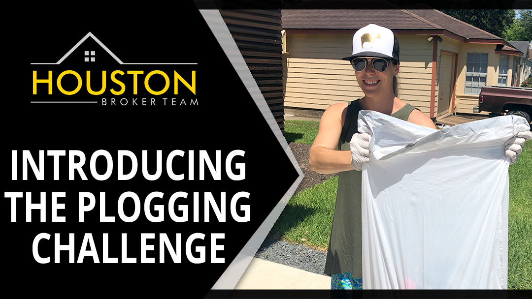 How Can You Improve Houston By Plogging?