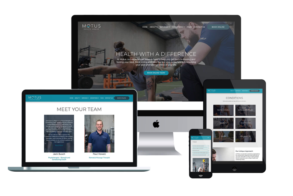 best healthcare websites chiropractic