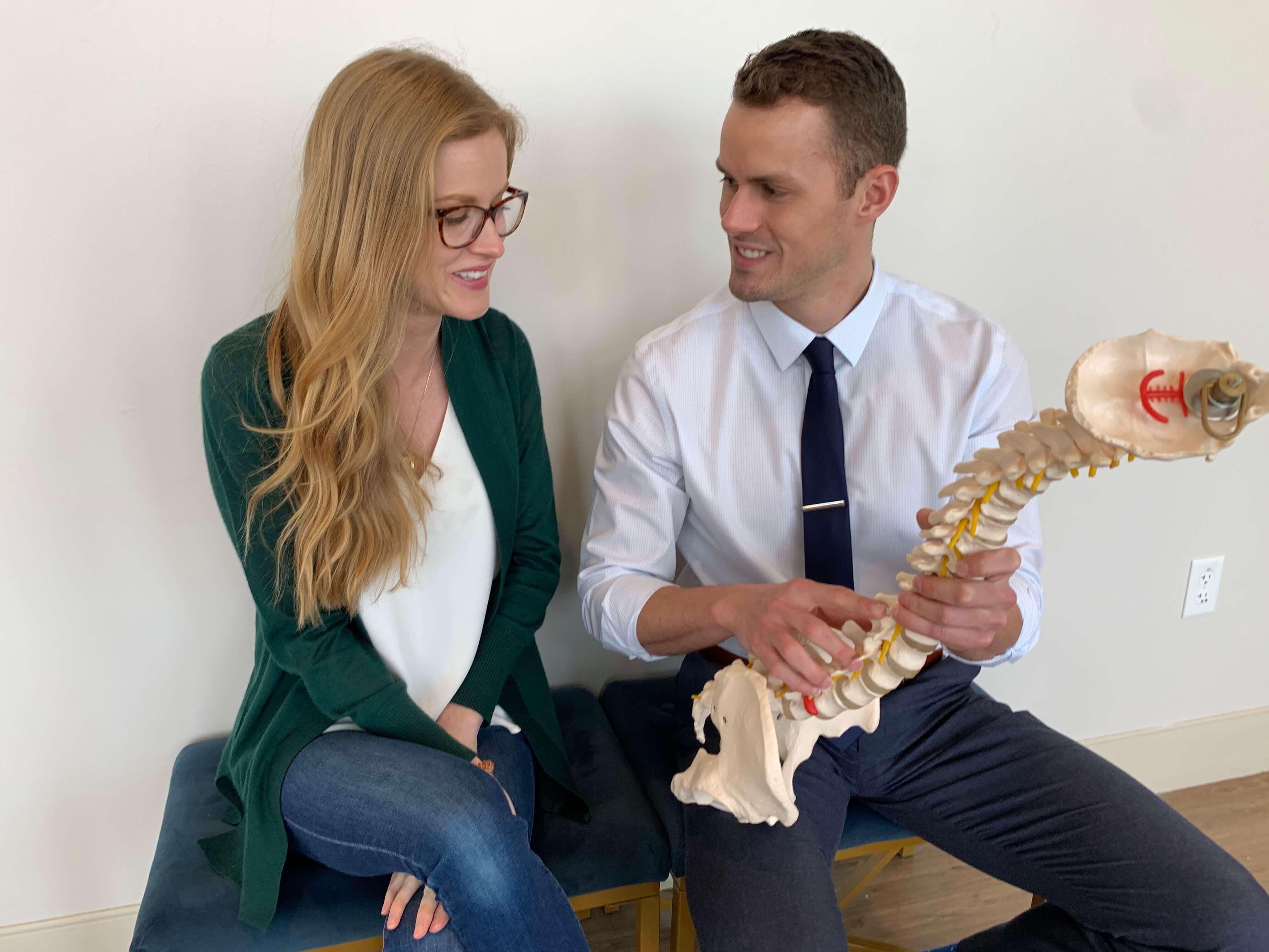 Core Chiropractic, Prairieville and Baton Rouge Clinics