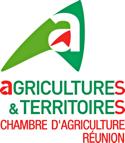 Logo de la Chambre d'Agriculture de La Réunion