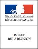 Logo Prefet de La Réunion