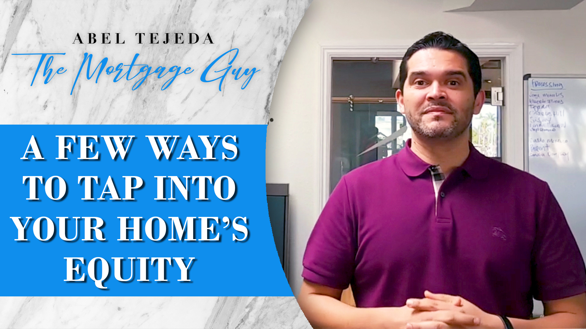 Creative Solutions for Pulling Equity Out of Your Home