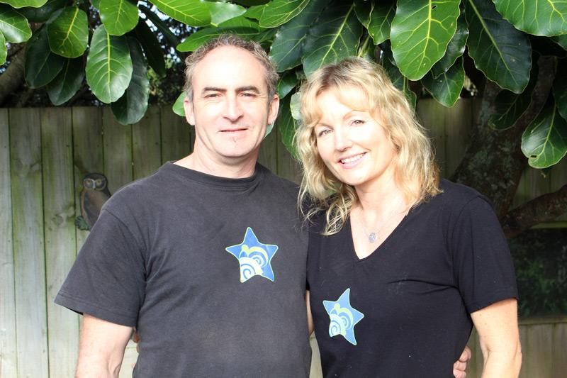>Debbie Kingsford-Tinling & Terry Tinling
