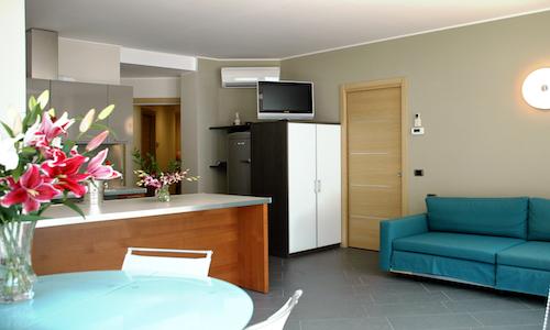 Appartamenti la Vela - grecale