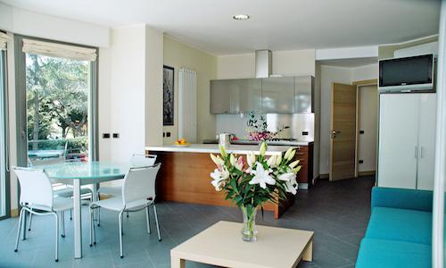 Appartamenti la Vela - ponente