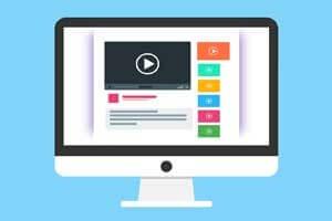 Création de contenus vidéos