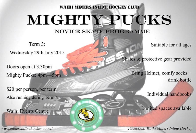 Mighty Pucks Back In Term 3