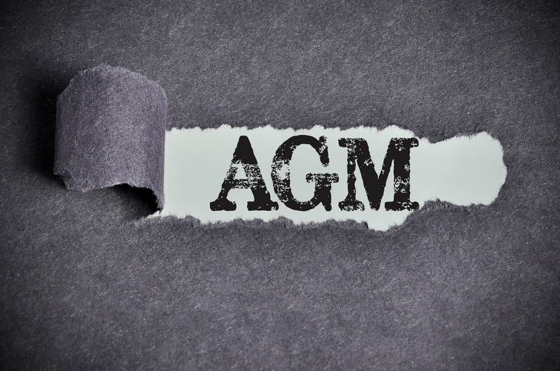 AGM And Muster 2019