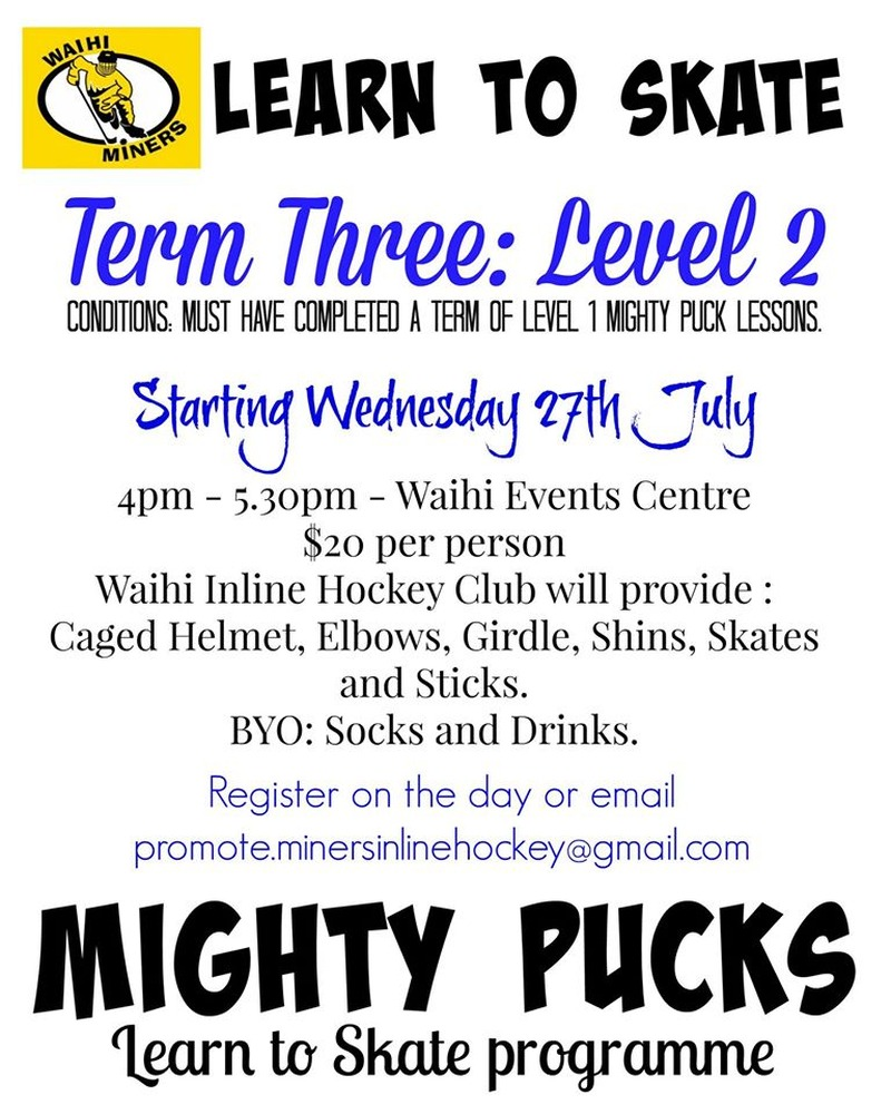 Mighty Pucks - Term 3 2016