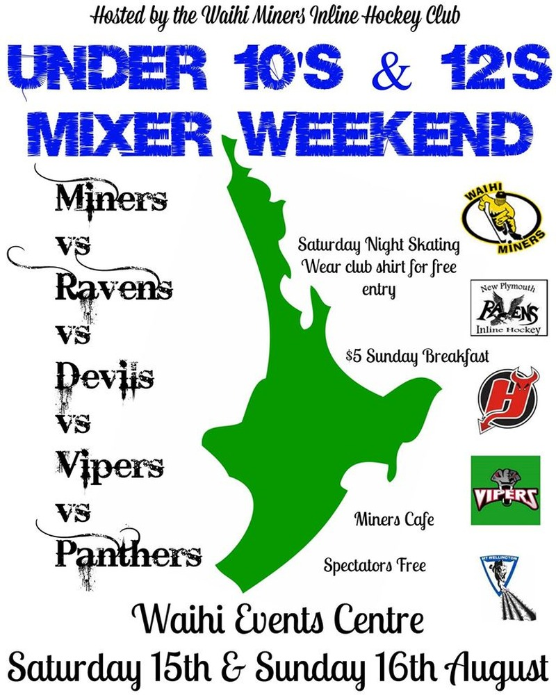 Central Junior Mixer Weekend 2015
