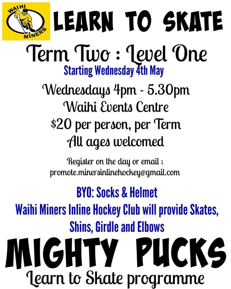 Mighty Pucks - Term 2, 2016