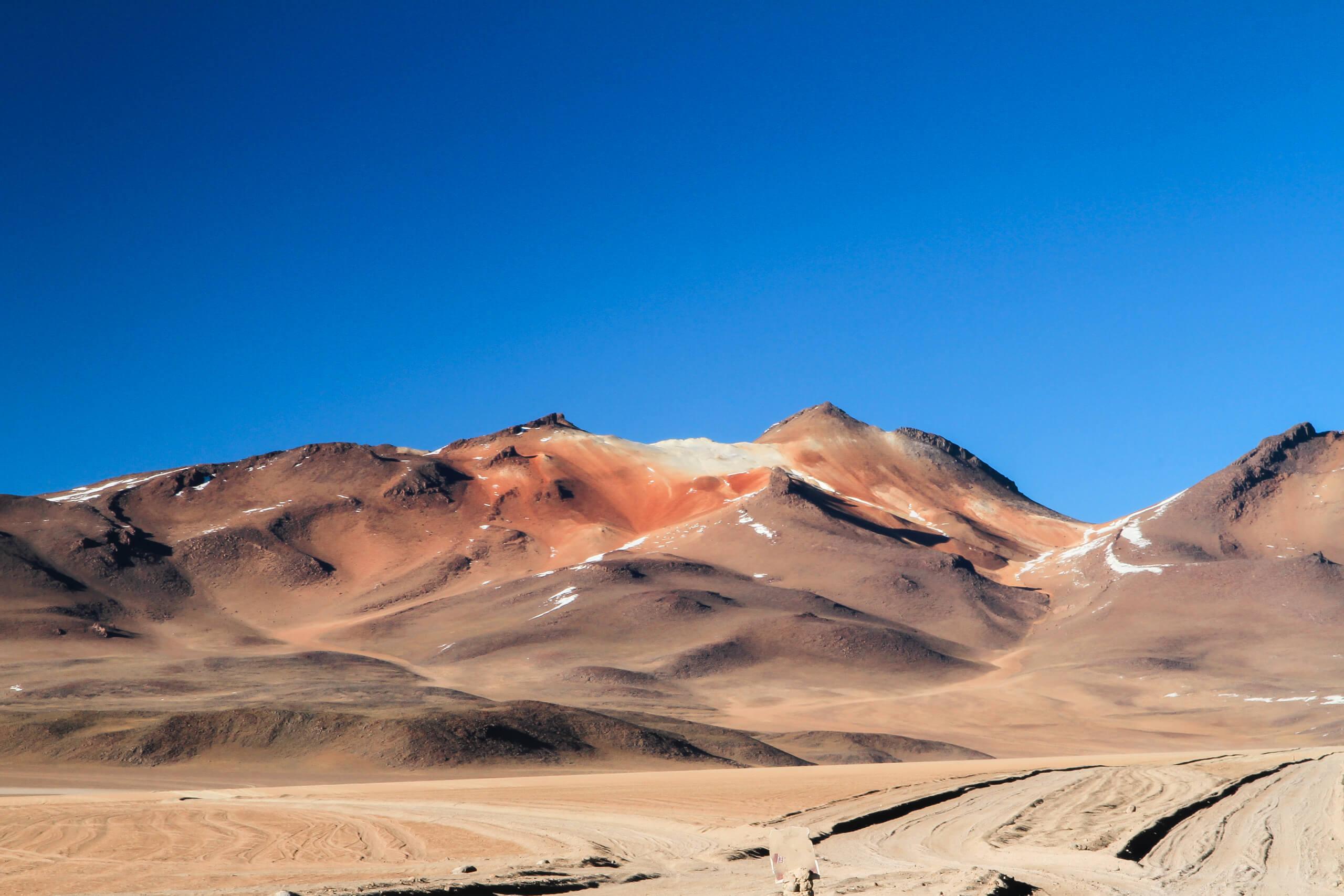 Uyuni Salt Flats Bolivia