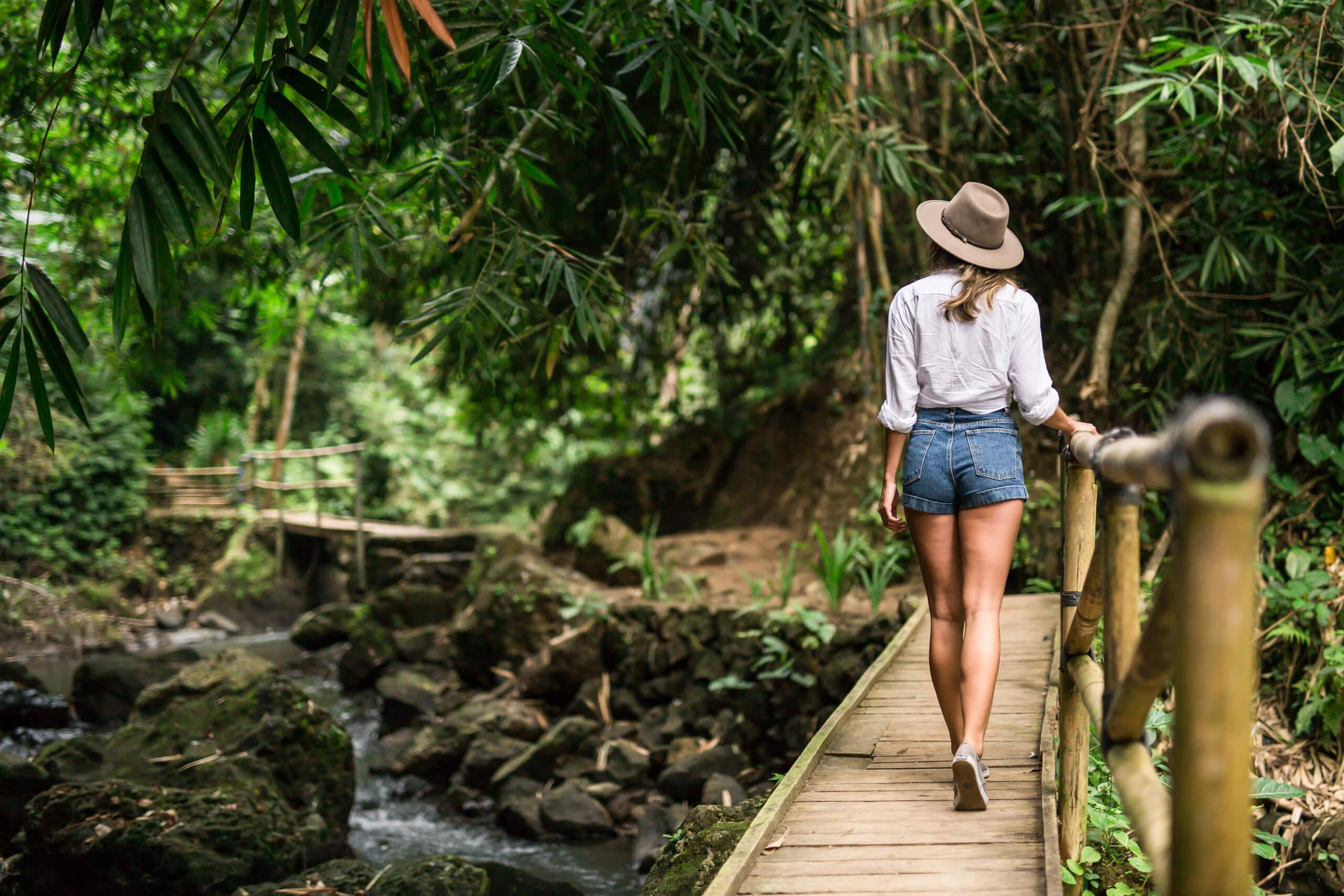 TIBUMANA WATERFALL   On the hunt for the hidden waterfall