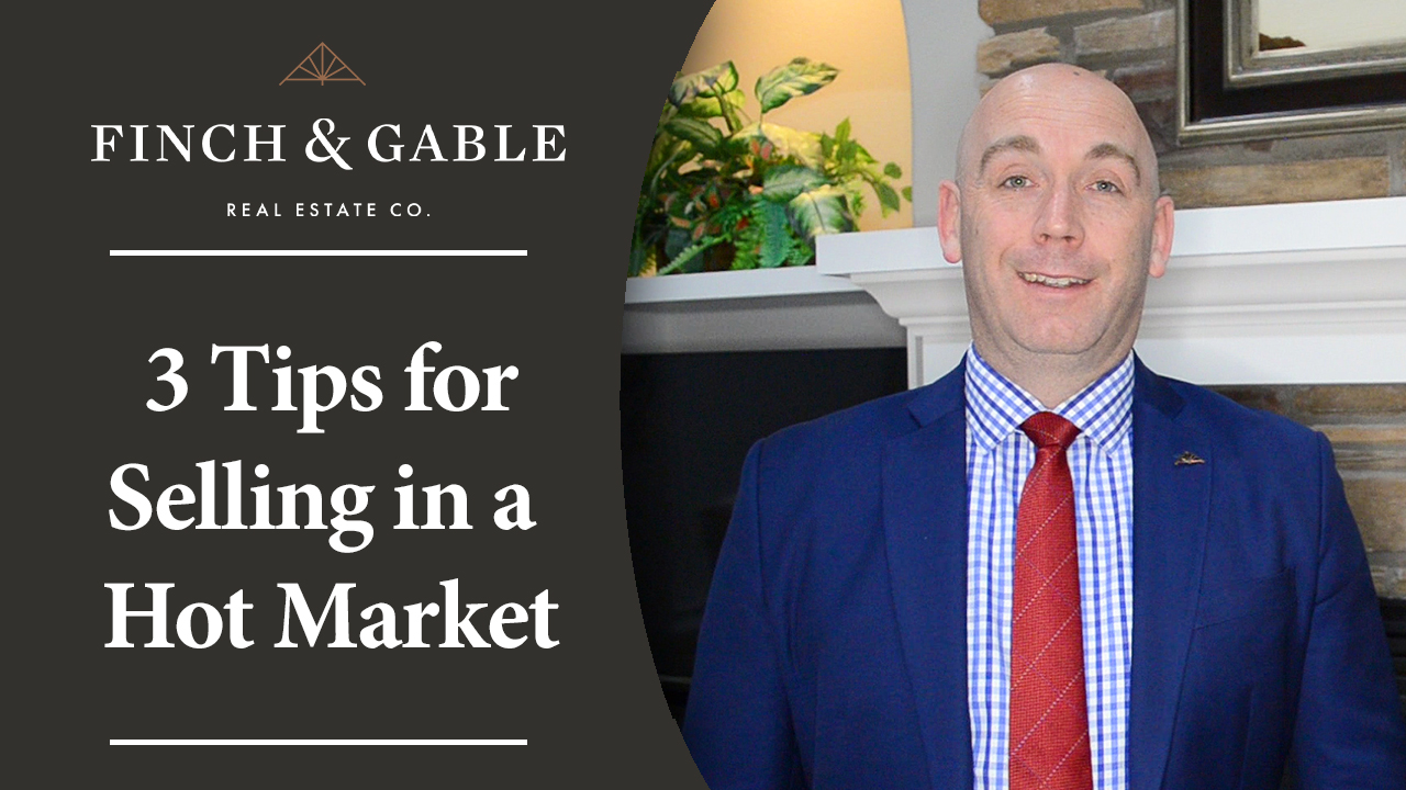 How to Sell for Top Dollar in a Hot Market