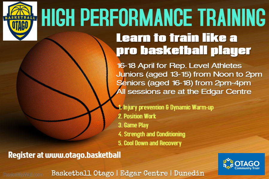 High Performance Training Holiday Sessions