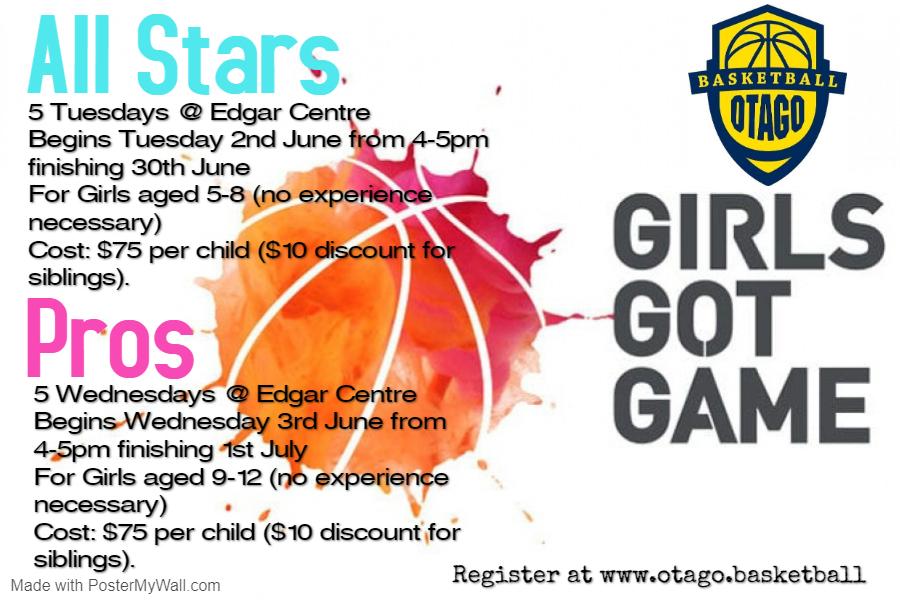 Girls Got Game All Stars
