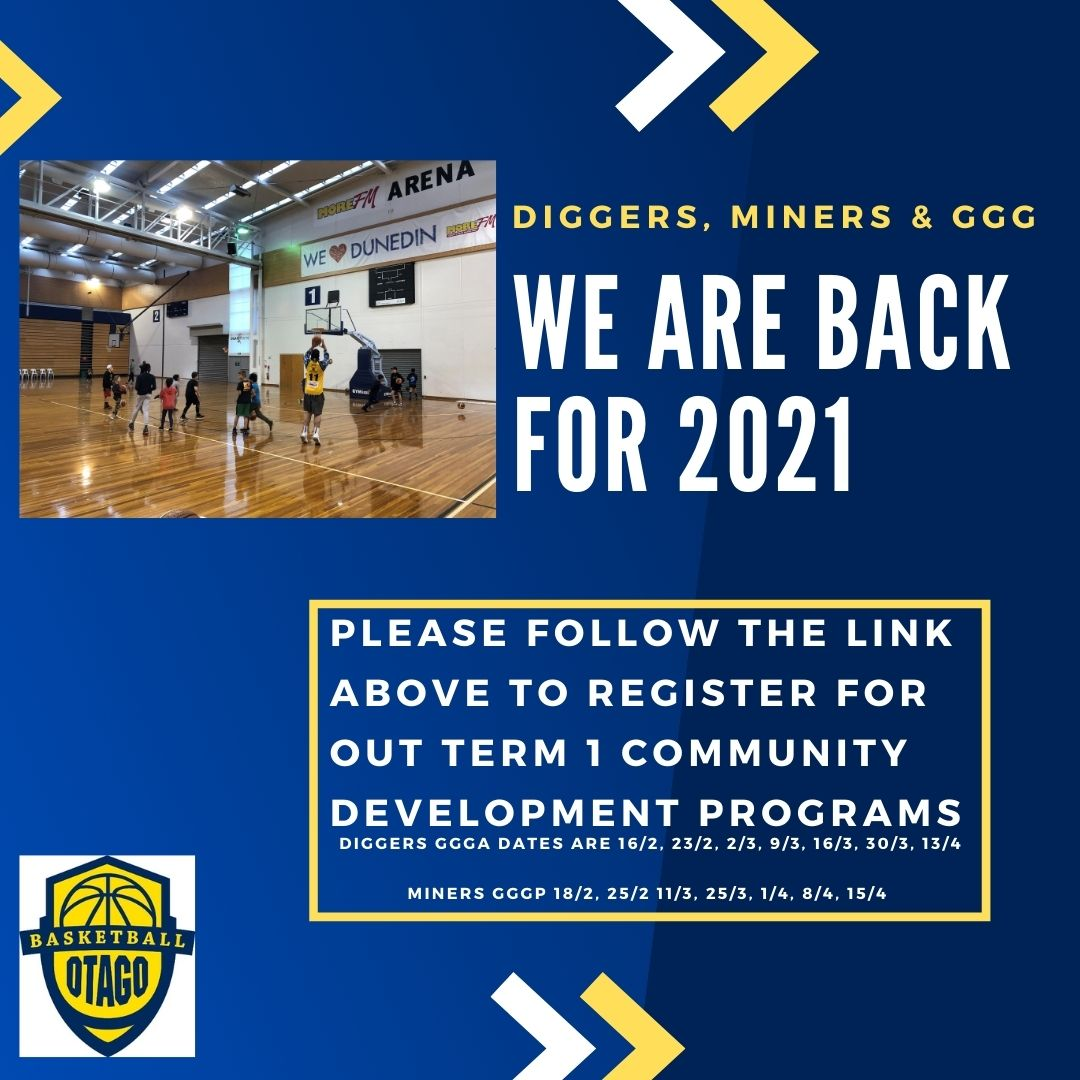 Term 1 Community Development Programs