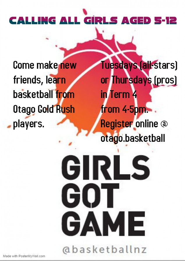 Girls Got Game Term 4