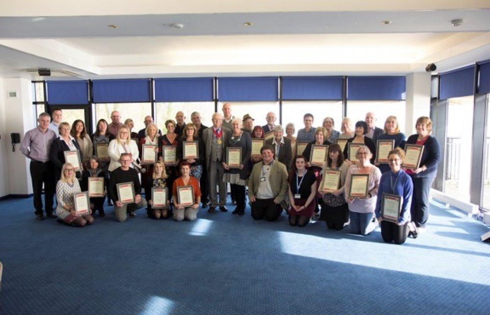 Fostering Appreciation Awards