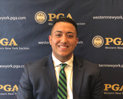 Jacob Coles Named PGA WORKS Fellow in the Western New York PGA Section