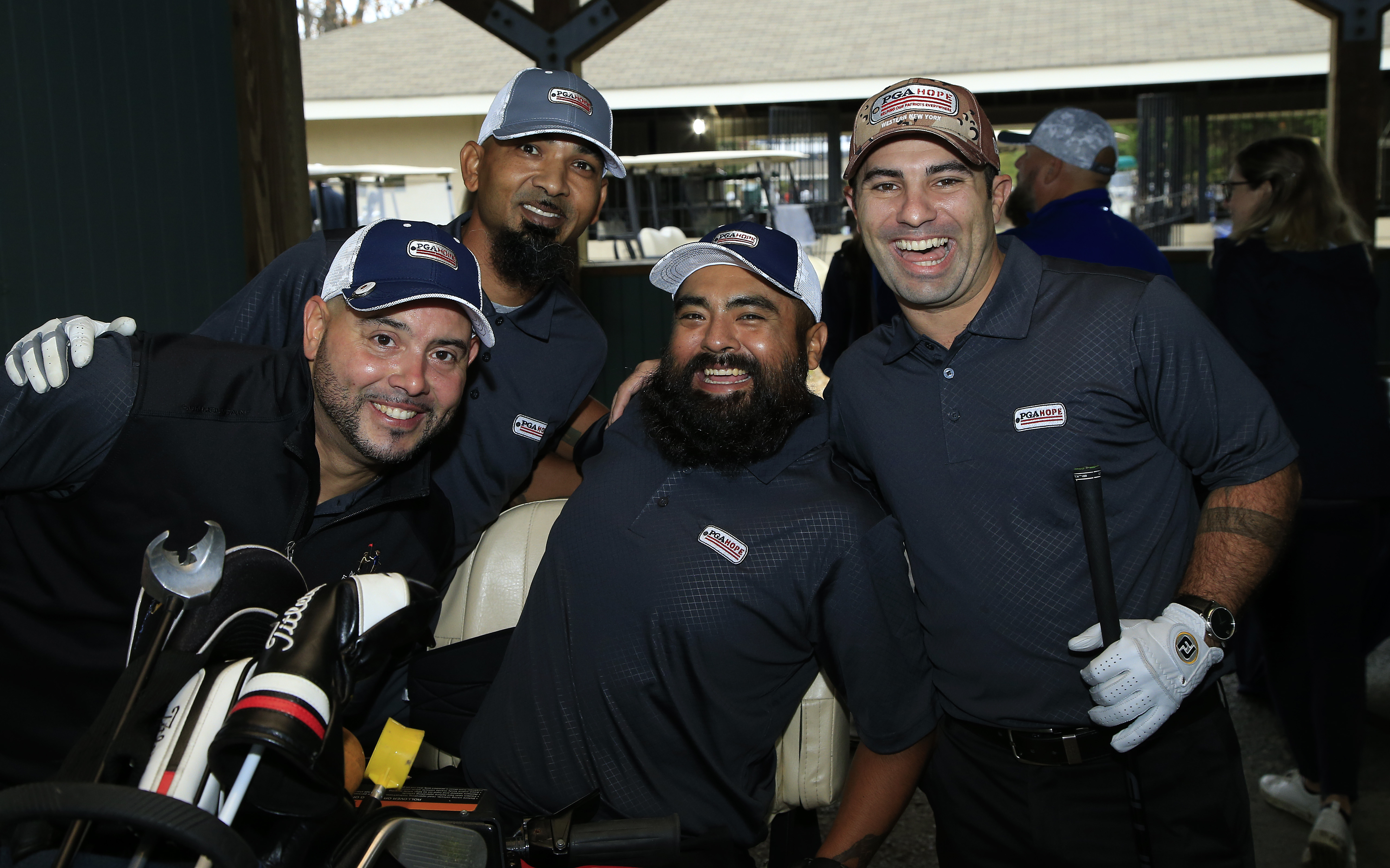 20 Military Veterans with Disabilities Named PGA HOPE Ambassadors