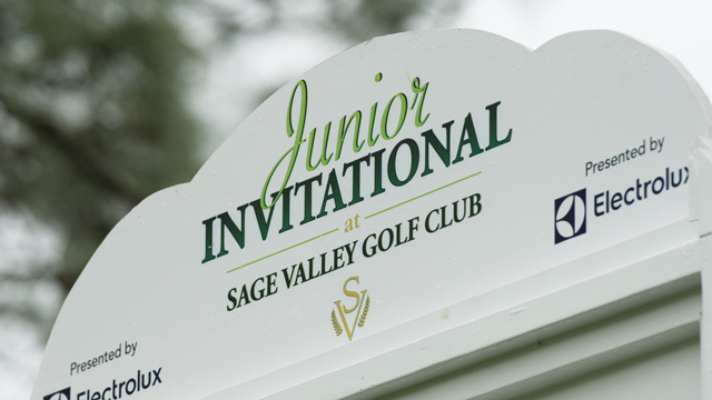 Top finishers at Junior Invitational at Sage Valley earn exemptions into Boys Junior PGA Championship