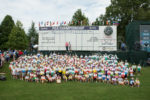 Rory McIlroy and Rickie Fowler Surprise Hundreds of PGA Junior League Golfers at 99th PGA Championship at Quail Hollow Club