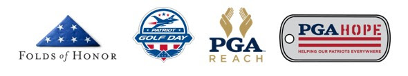Patriot Golf Day, PGA HOPE and Folds of Honor Join Forces over Labor Day Weekend to Serve Military Families