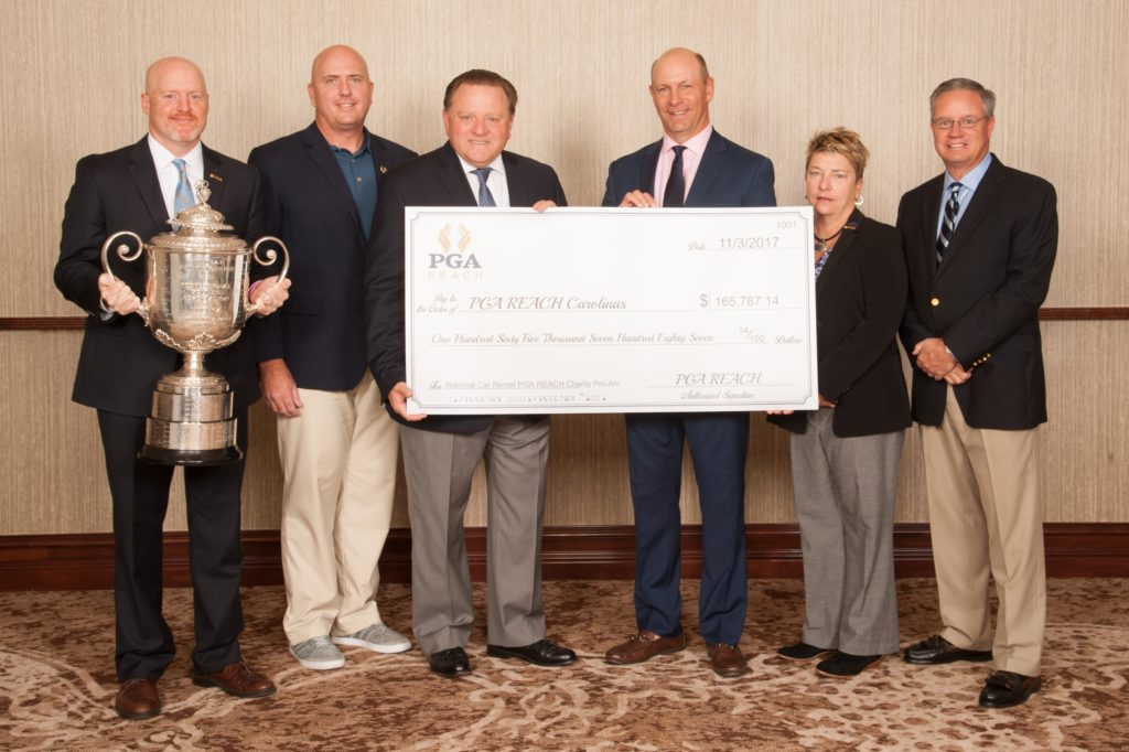 PGA REACH Donates Over $230,000 to Section Foundations