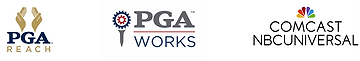 COMCAST NBCUNIVERSAL AND PGA REACH PARTNER TO ADVANCE INCLUSION IN GOLF THROUGH PGA WORKS