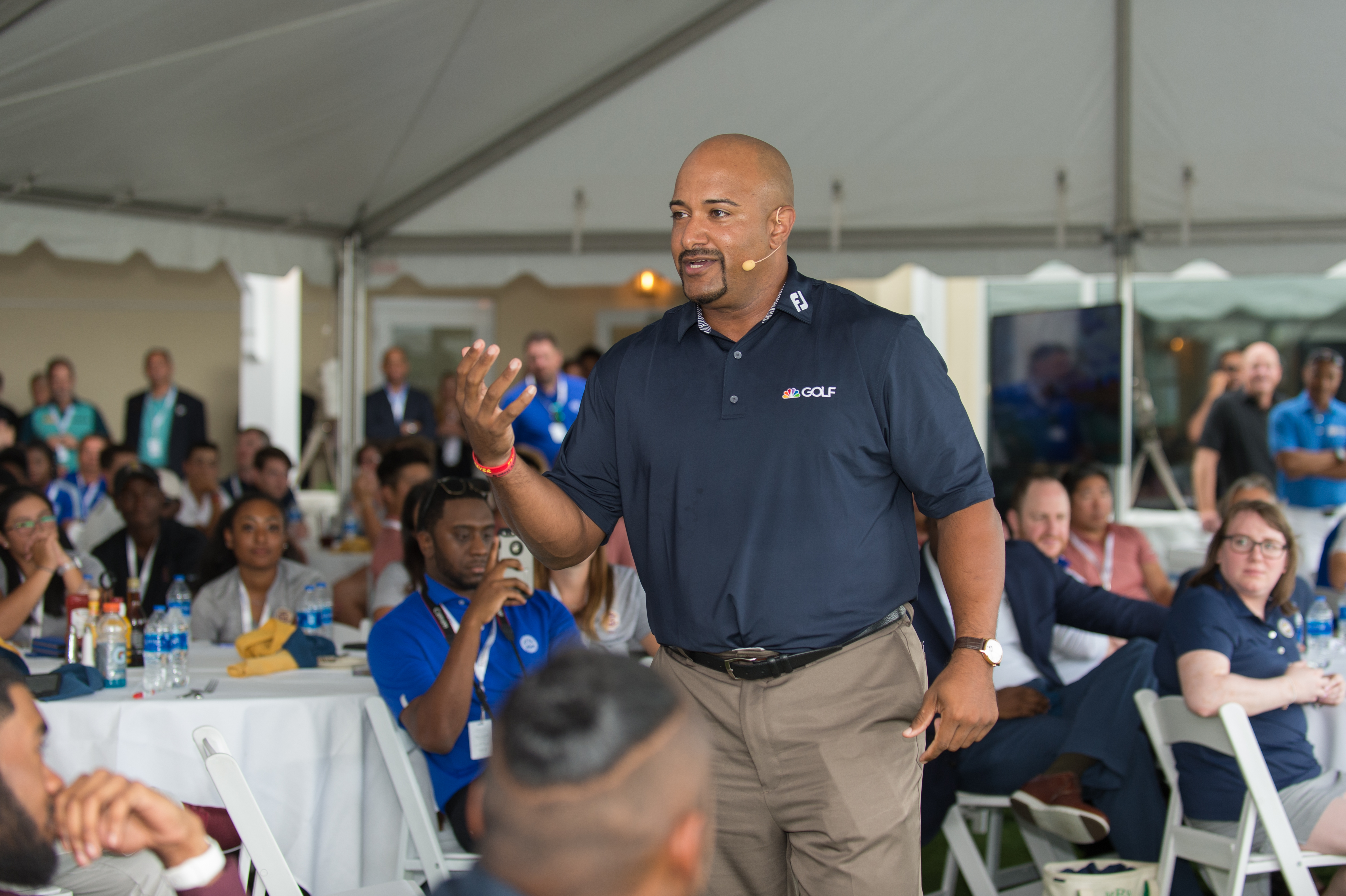 PGA REACH Names 'World Long Drive' and WWE Sportscaster Jonathan 'The Coach' Coachman as PGA WORKS Ambassador