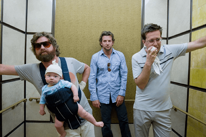 Image from The Hangover