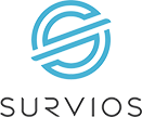Logo survios on