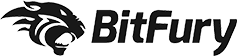 Logo bitfury on