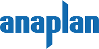 Logo anaplan on
