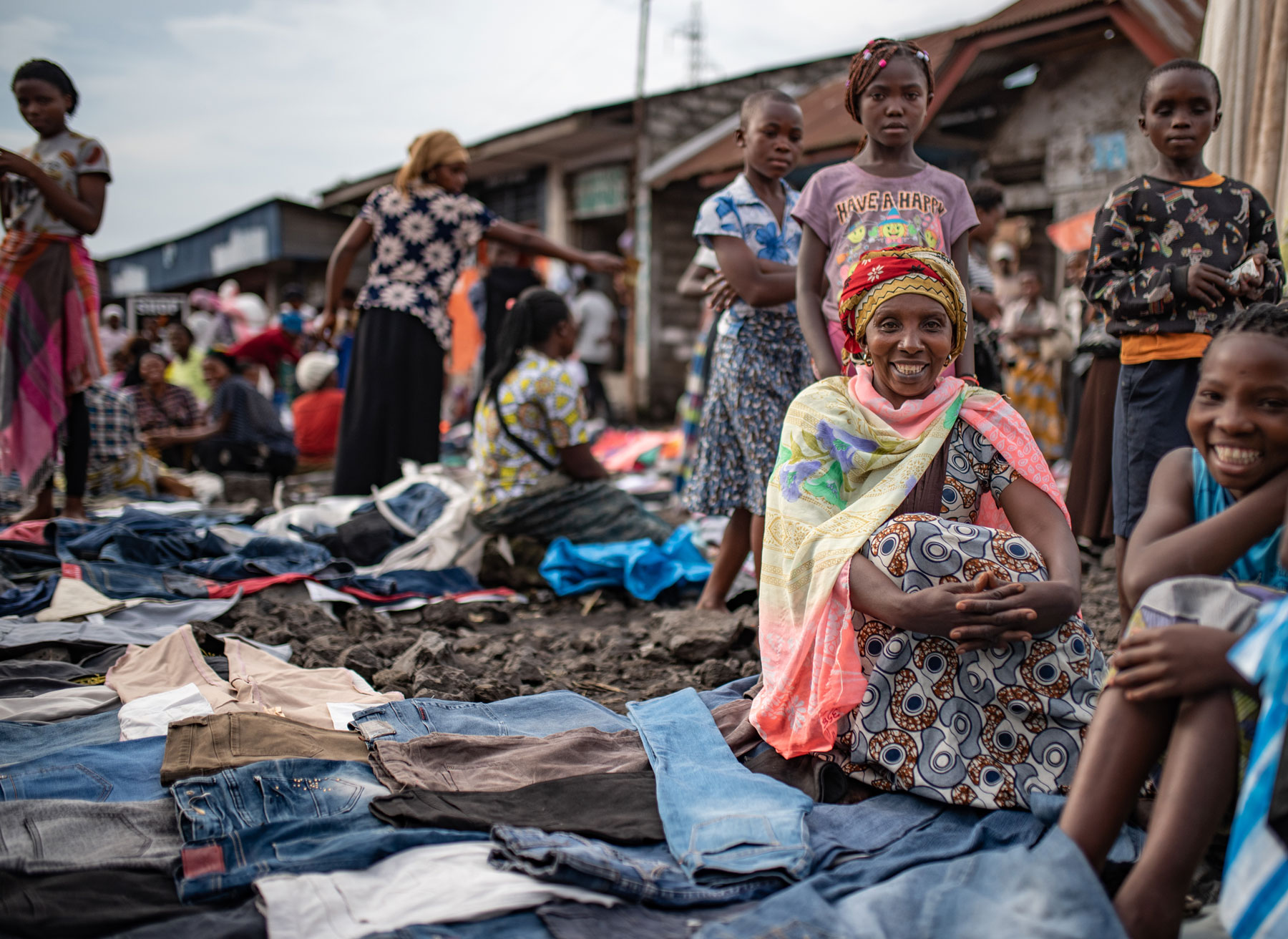 Participatory development in fragile and conflict-affected contexts: The five year follow up of the Tuungane Phase I and the evaluation of Tuungane Phase II in Eastern DRC image