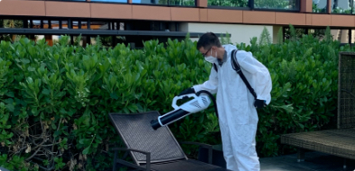 Sanitizing & Disinfection