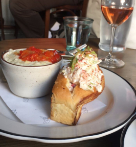 Image of a lobster-roll