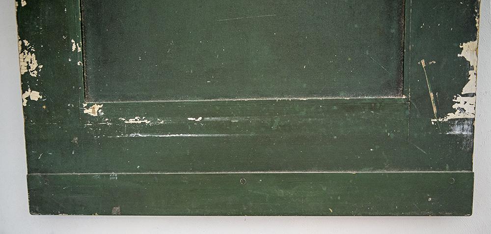 bottom of panel