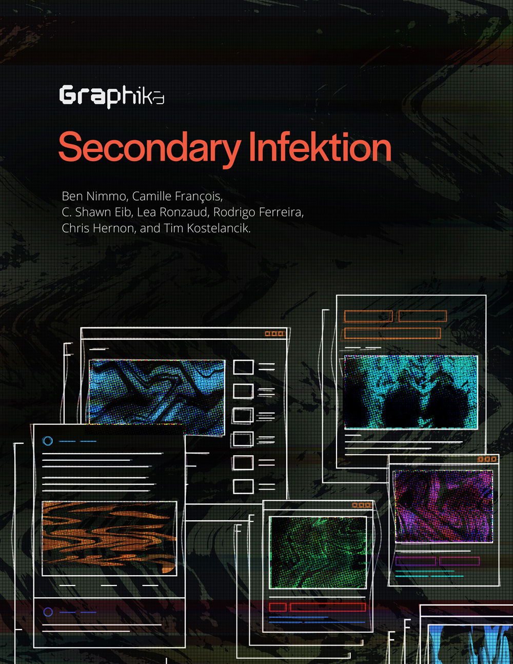 Secondary Infektion Cover