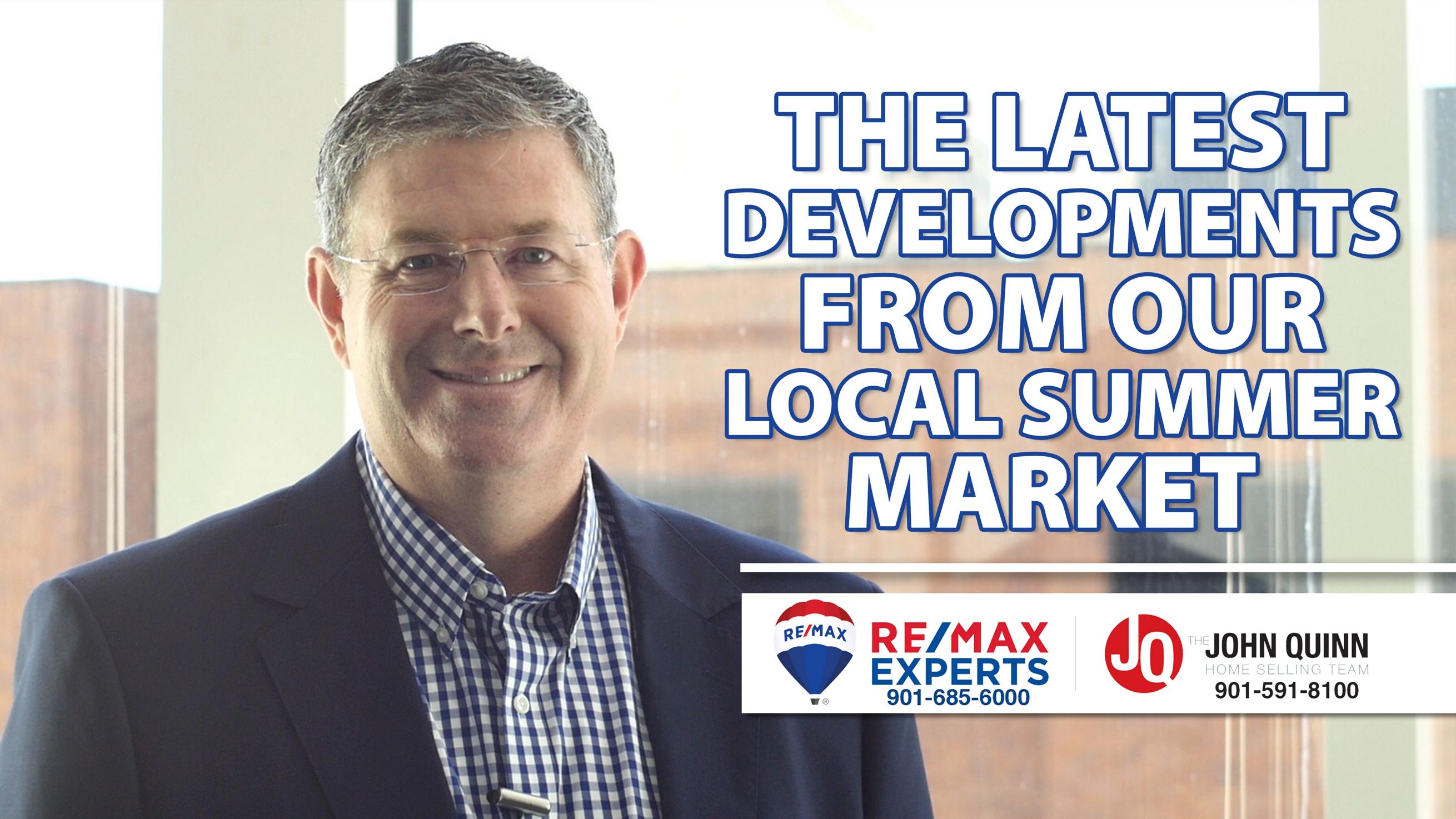 Your 2019 Summer Market Update