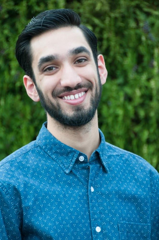 Faran Sikandar headshot
