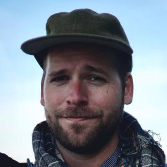 Matt Lindeboom headshot